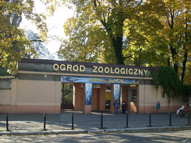 Wejście do Starego Zoo