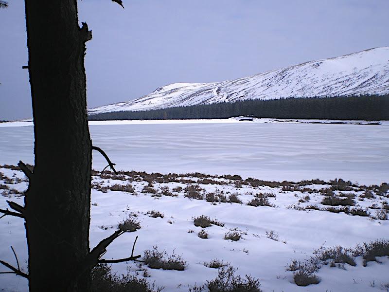 Bonaly Reservoir, Pentlands