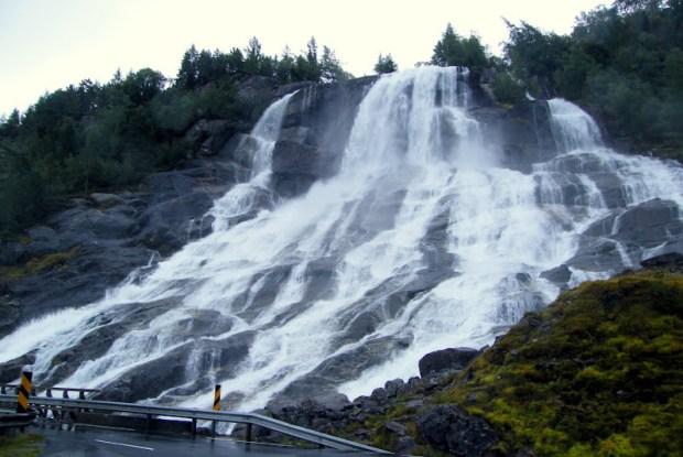 Carretera 13, Noruega