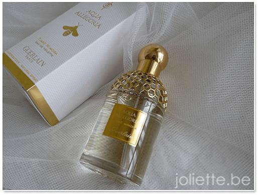 Parfum: Aqua Allegoria de Guerlain in Tiaré Mimosa