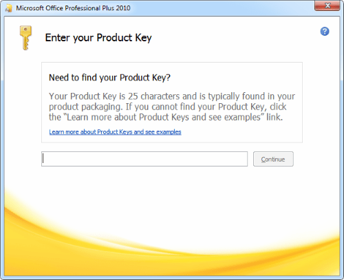 product key for ms office 2010 64 bit