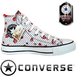 Converse Chuck Taylor All Star Chucks 502926 Rot Schwarz
