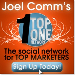 Joel Comm's Top 1 Percent Network