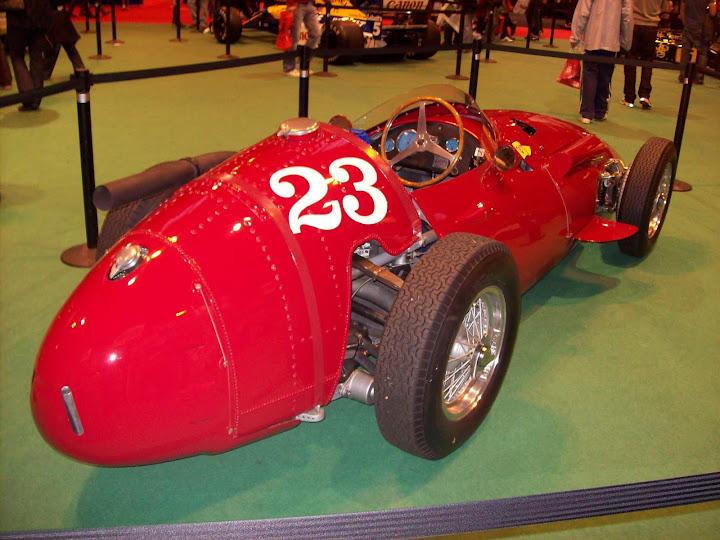 Maserati (250F?)