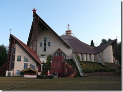 Kohima Cathedral
