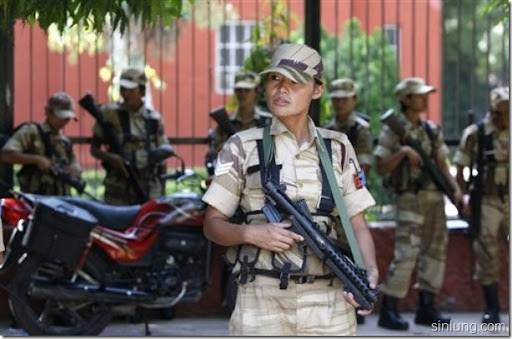 Nagaland police IRB 3