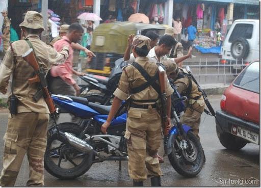 Nagaland police IRB 6
