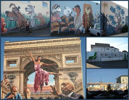 02 Feb 10 Murals of Eureka