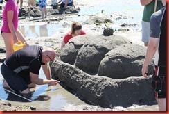 Sandcastler 358