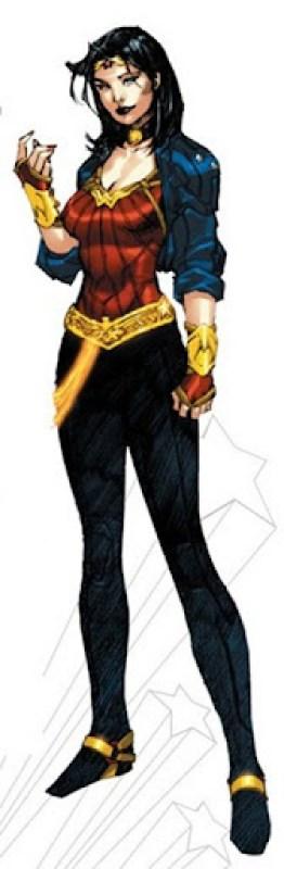 Nueva Wonder Women
