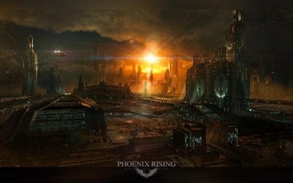 Phoenix Rising Wp