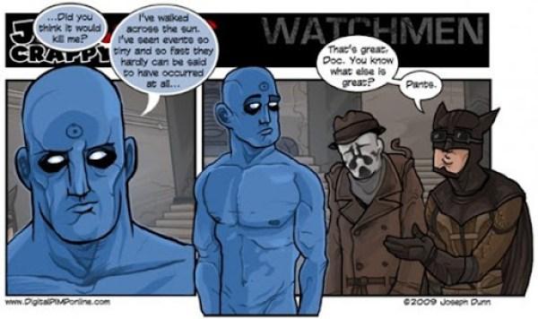 Watchmen Pants