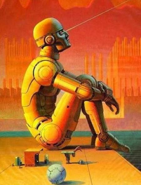 Visones de Robot