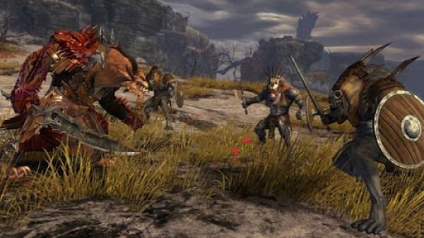 Guild Wars 2 Warrior Charr