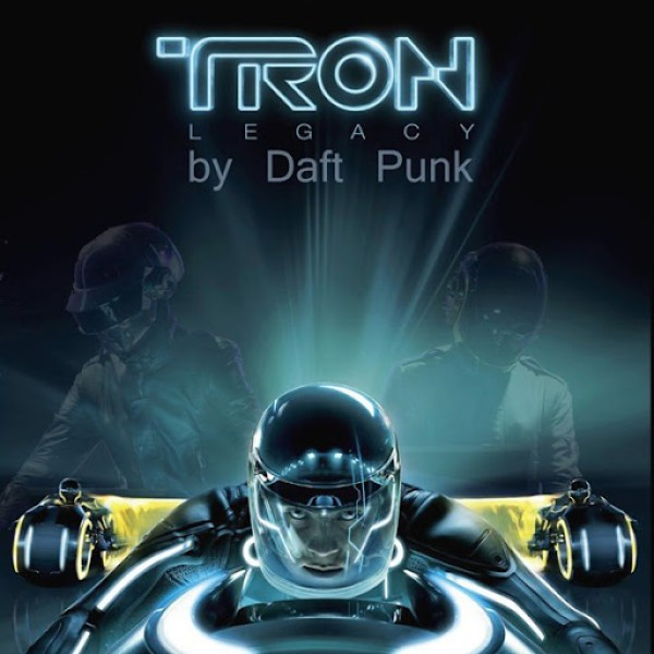Daft Punk-Tron Legacy (Original Soundtrack)