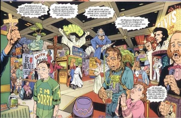 03 Transmetropolitan - De nuevo en la calle #3 (de 4) - página 38