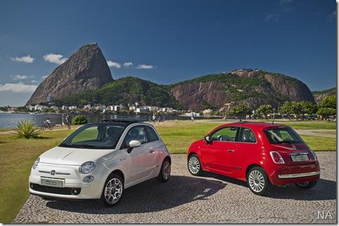 Fiat 500 Brasil