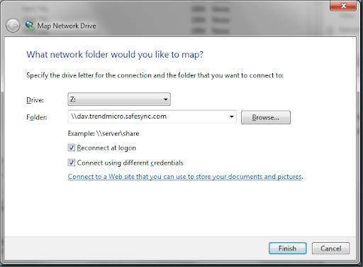 WebDAV.Windows