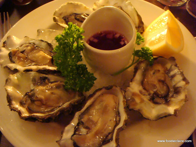 kilbrandon rock oysters