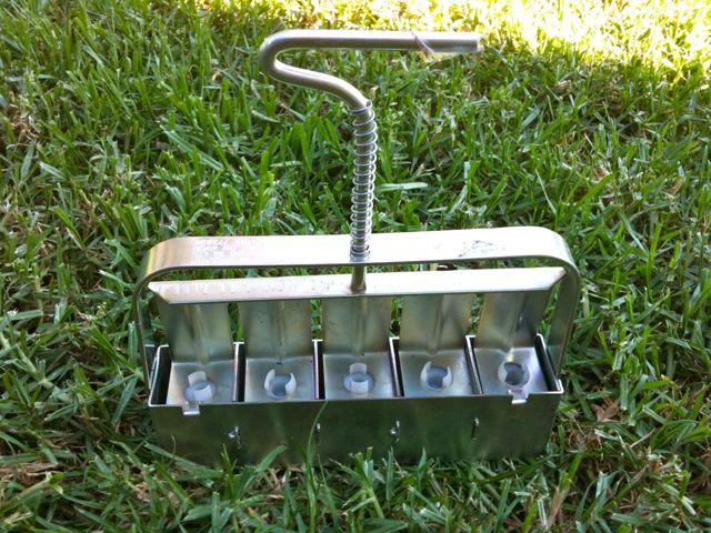 Mini 5 Soil Blocker