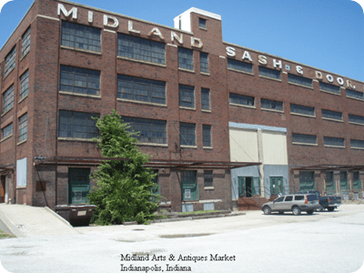 midland arts and antiques