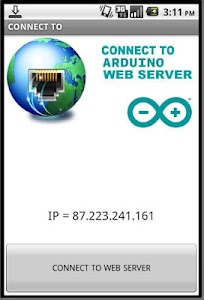 Connect arduino web server pro screenshot 0