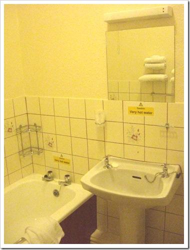 The Ugliest Bathroom In History