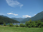 capilano lake