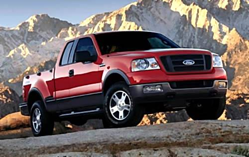 Ford F Overview And Model Lineup