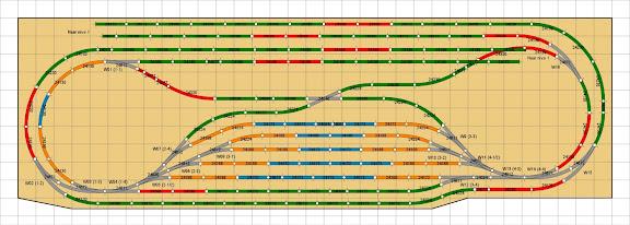 Baanplan niveau 0 versie 4