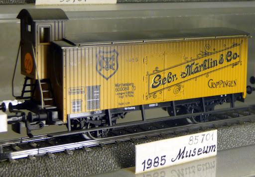 Museumwagen 1985