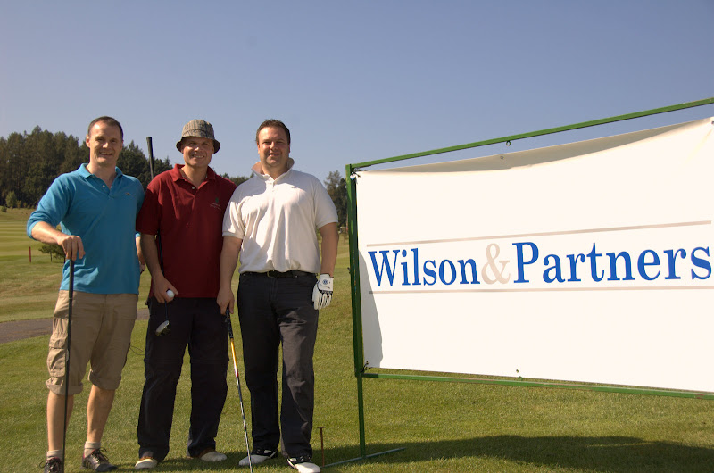Mark Oram (Mayfield), Steve Tennant (Ballymore), Bryan Wilson (Wilson & Partners)