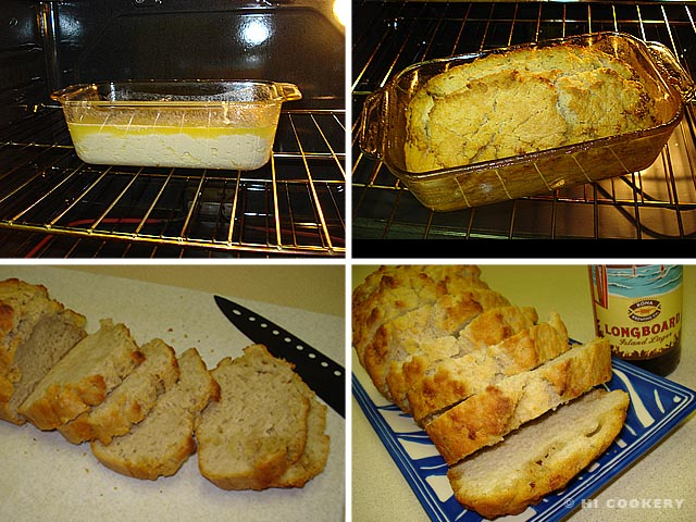 Hawaiian Beer Bread