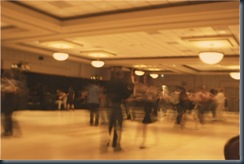 the blur of dance