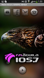 RadioAguila screenshot 0