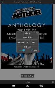eBooks Reader screenshot 10
