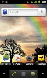 Sun Rise Free Live Wallpaper screenshot 00