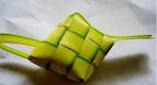 Ketupat, The Symbol of Lebaran