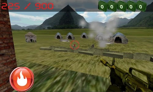 Sniper Army: duty war screenshot 1