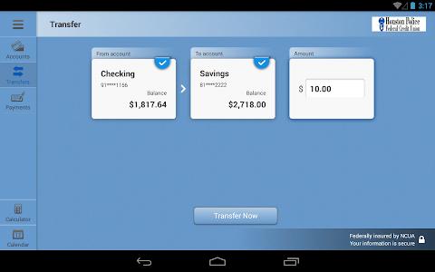 HPFCU for Tablet screenshot 4