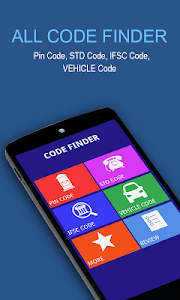All Code Finder - India screenshot 7
