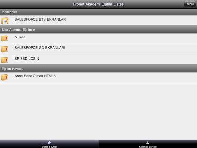 Pronet MLP screenshot 5