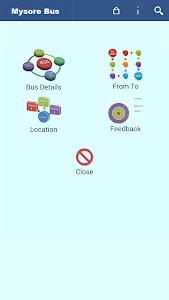 Mysore Bus Info screenshot 0