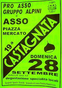 Locandina Castagnata