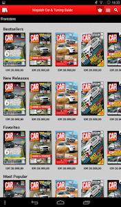 Majalah Car & Tuning Guide screenshot 0