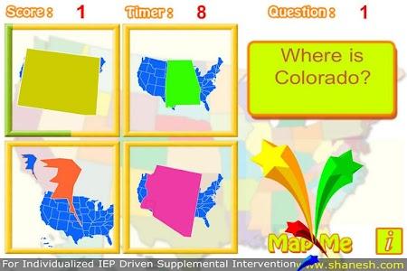 Map Me - Autism Series screenshot 3