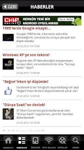 CHIP Online TR screenshot 0