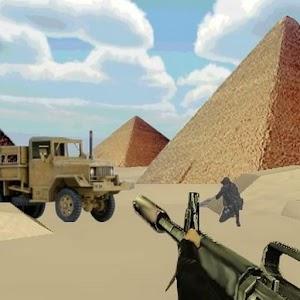 sniper army: pyramids war