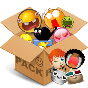 Emoticons pack, Mix Characters