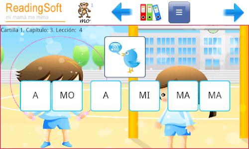 Curso 1 Aprender a Leer screenshot 3